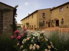 Il Rosolaccio, country house in San Gimignano