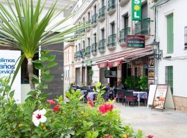 Hotel Reyesol, hotel dicht bij: winkelcentrum Miramar, Fuengirola