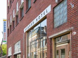 Asgard Hotel, hotel near Groningen Station, Groningen