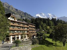 Hotel Alpenrose Wengen - bringing together tradition and modern comfort, hotel in Wengen