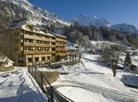 Hotel Alpenrose Wengen - zwischen Tradition und Moderne, hotel in Wengen