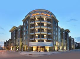Hampton Inn & Suites Des Moines Downtown, hôtel à Des Moines