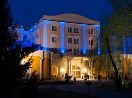 Hotel Windsor w Jachrance – hotel w Jachrance