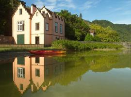 Casa Dos Barcos Furnas, hotel nas Furnas