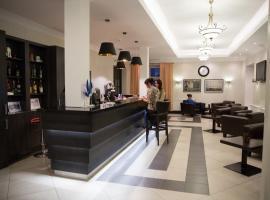 Hotell Wesenbergh, hotell sihtkohas Rakvere