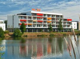 Appart-Hôtel Mer & Golf City Bordeaux - Bruges, hotel in Bruges