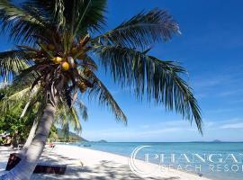 Phangan Beach Resort, hotel in Ban Tai