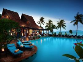 Bo Phut Resort and Spa, hotel in Bophut