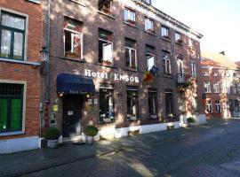 Hotel Ensor, hotel near Gruuthuse Museum, Bruges