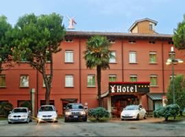 Hotel Molino Rosso, hôtel à Imola