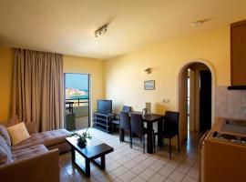 Jason Hotel Apartments, serviced apartment in Rethymno Town