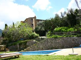Sa Plana Petit Hotel, hotel in Estellencs