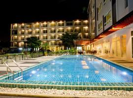 Sinsuvarn Airport Suite Hotel, hotel near Suvarnabhumi Airport - BKK, Lat Krabang