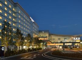 ザ ロイヤルパークホテル 東京羽田、にある羽田空港 - HNDの周辺ホテル