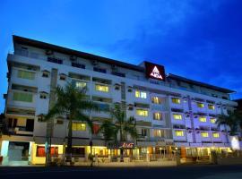Hotel Aida, accessible hotel in Kottayam