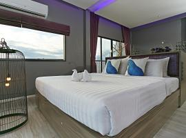 The Weekend Pattaya (Tweet Tweet Nest Pattaya), hotel in Pattaya