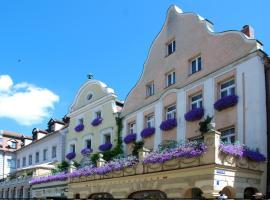 Hotel Orphée - Kleines Haus, Hotel in Regensburg