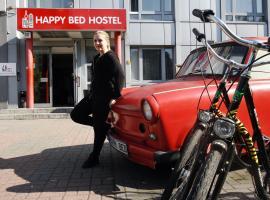 Happy Bed Hostel, vandrerhjem i Berlin