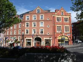 Harding Hotel, hotel near Teeling Whiskey Distillery, Dublin
