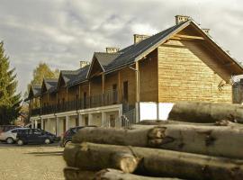 Dom na Skale - Apartamenty w Bieszczadach nad Soliną – hotel w Polańczyku