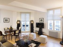 Montmartre Residence, apartment in Paris