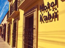 Hotel Kabii, hotel in Oaxaca City
