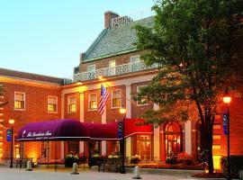 The Dearborn Inn, A Marriott Hotel, hotel near GM World, Dearborn