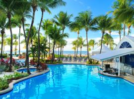 Courtyard by Marriott Isla Verde Beach Resort, hotel i San Juan