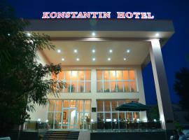 Konstantin Hotel, hotel in Samarkand