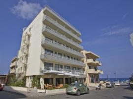 Nafsika Hotel, hotel near Temple of Apollon, Rhodes Town
