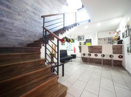 Funk Lounge Hostel, hotel in Zagreb