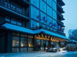 International Hotel Sayen, hotel in Irkutsk