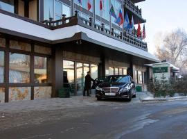 International Hotel Sayen, отель в Иркутске