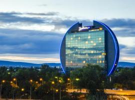 Radisson Blu Hotel Frankfurt, hotel a Francoforte sul Meno