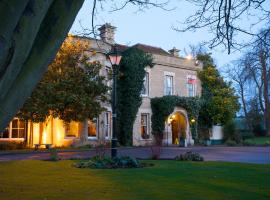 Woodland Manor Hotel, hotel in Bedford