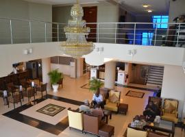 Nobila Airport Hotel, hotel in Cotonou