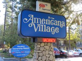 Americana Village, hotel in South Lake Tahoe