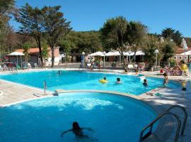 Villaggio Miramare, hotel in Livorno