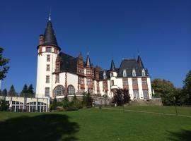 Seehotel Schloss Klink, Hotel in Klink