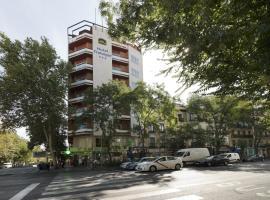 Hotel Trafalgar, hotel a prop de Barcelo Theatre, a Madrid