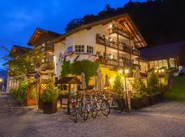 Berghotel Hammersbach, hotel with pools in Grainau