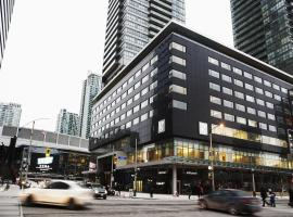 Le Germain Hotel Maple Leaf Square, hotel near Harbourfront Centre, Toronto