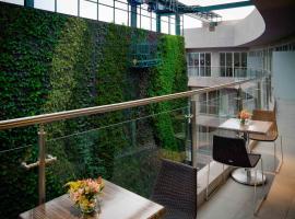 Pennsylvania Suites, hotel in Mexico City