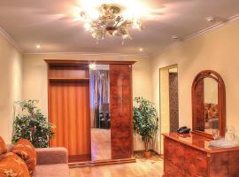 гостиница Берега, отель в Красноярске