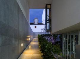 Hotel Santa Beatriz, hotel in Campo Maior