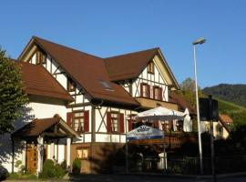 Hotel Restaurant Adler Bühlertal, Hotel in der Nähe von: Kongresshaus Baden-Baden, Bühlertal