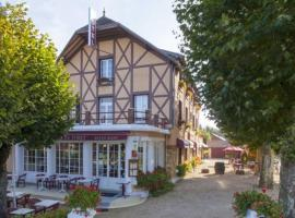 Le Chalet de la Foret、ヴィエルゾンのホテル