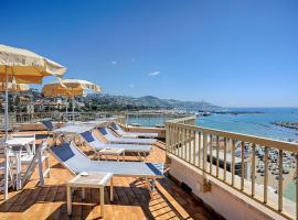 Residence Dei Due Porti, hotel in Sanremo