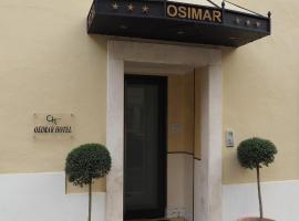 Hotel Osimar, hotel near Bologna Metro Station, Rome