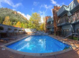 Shadow Mountain Lodge, lodge i Aspen